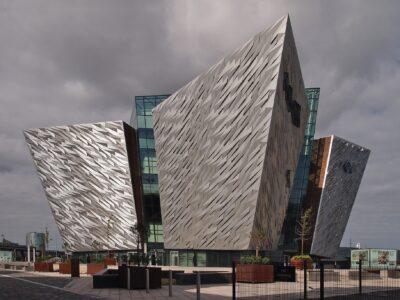Reisgids Ierland Titanic Museum Belfast