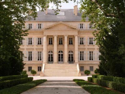 Chateau Margaux in Bordeaux