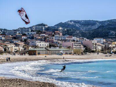 Parasailing Côte d'Azur