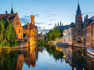 Reisgids Brugge