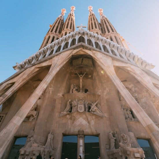Reisgids Barcelona