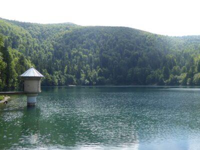 Reisgids Elzas-vogezen Lac Du Grand Ballon