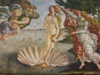 Reisgids Firenze Botticelli Geboorte van Venus