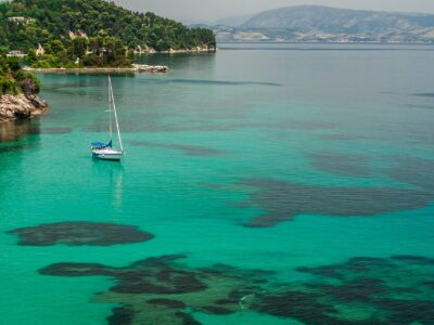 Reisgids Griekenland Corfu