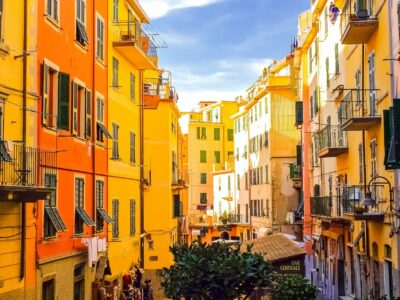 Reisgids Liguria Manarola