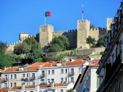 Reisgids Lissabon kasteel