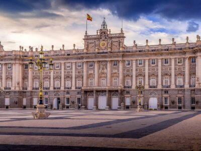 Reisgids Madrid koninklijk paleis