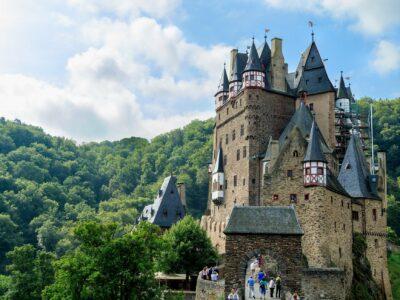 Reisgids Moezel Eltz kasteel