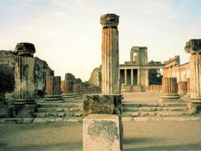 Reisgids Napels Pompei