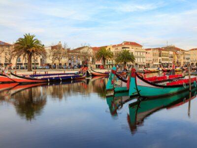 Reisgids Portugal Aveiro