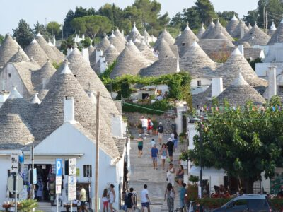 Reisgids Puglia Alberobello
