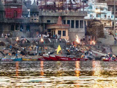 Reisgids Rajasthan Ganges Varanasi