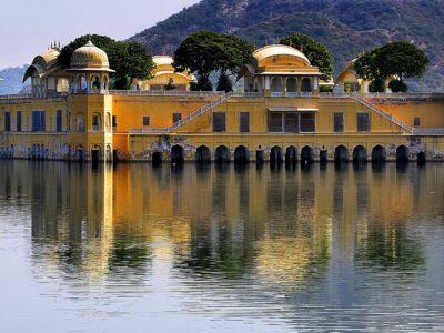 Reisgids Rajasthan Waterpaleis