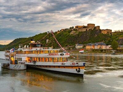 Reisgids Rijn Koblenz