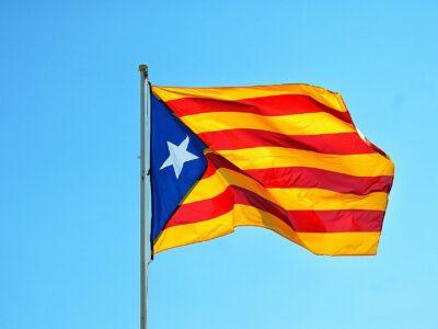 Vlag van Catalonië